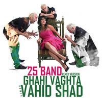 25 Band - 'Gahi Vaghta (Vahid Shad Remix)'