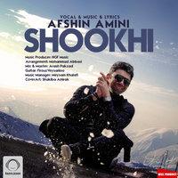 Afshin Amini - 'Shookhi'