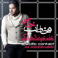 Ali Abdolmaleki - 'Sakhteh'