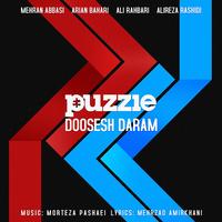 Ali Rahbari - 'Doosesh Daram (Puzzle Band Radio Edit)'