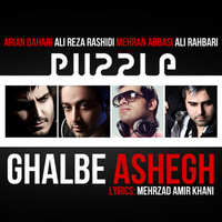 Ali Rahbari - 'Ghalbe Ashegh (Puzzle Band Radio Edit)'