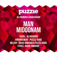 Ali Rahbari - 'Man Midoonam (Puzzle Band Radio Edit)'