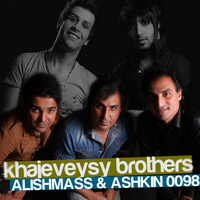 Ashkin 0098 & Alishmas - 'Elahi (Ft Khajeveysi Brothers)'