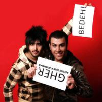 Ashkin 0098 & Alishmas - 'Gher (Ft Keyvan Baharlou)'