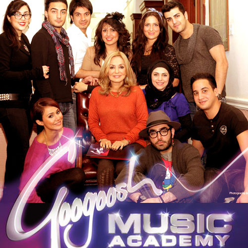 Googoosh Music Academy - 'To Daryayi'
