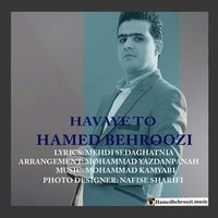 Hamed Behroozi - 'Havaye To'