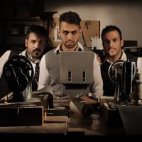 Mehrzad Homayoun - 'Man Injam (Ft Farhad & Mehan)'