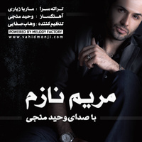 Vahid Monji - 'Maryame Nazam'