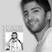 Xaniar - 'Hamine Ke Hast (Ft Ali Quf)'