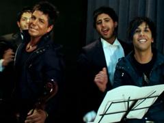 Ashkin 0098, Alishmas, & Alirezaz - 'Ghelgheli (Ft Mehdi Hosseini)'