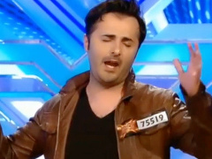Shervin - 'X Factor Audition'