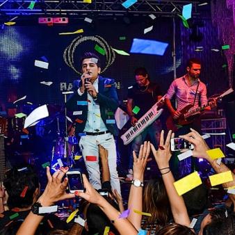 Radio Javan Party In OC Featuring Ahmad Saeedi