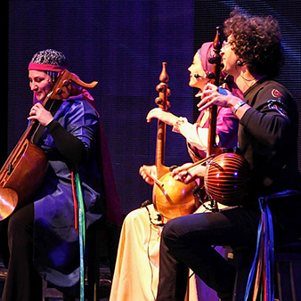 Rastak Group Live In Tehran