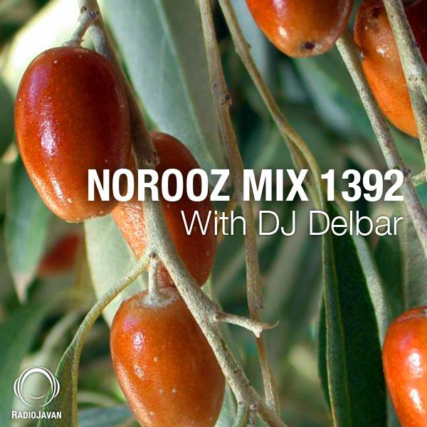Norooz Mix 1392 - 'DJ Delbar'