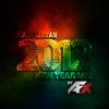 New Year Mix 2012 - 'AFX'