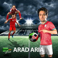 Sedaye Iranican - 'Arad Aria'